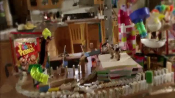 Fruity Pebbles TV Spot, 'Crazy Contraption' - Thumbnail 4