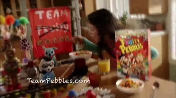 Fruity Pebbles TV Spot, 'Crazy Contraption' - Thumbnail 9