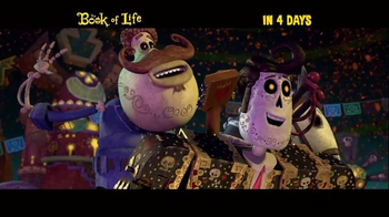 The Book of Life - Alternate Trailer 31