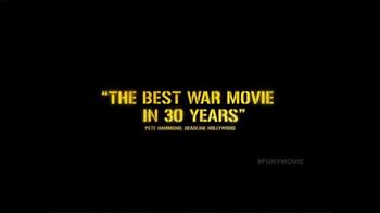 Fury - Alternate Trailer 17