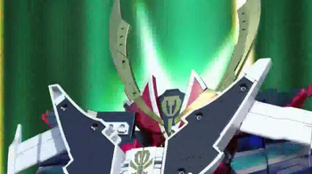 Power Rangers Super Megaforce TV Spot, 'Ultimate Legendary Megazord'
