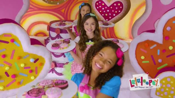 Lalaloopsy 2-in-1 Real Oven & Play Stove TV Spot, 'Bake'