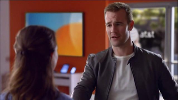 AT&T TV Spot, 'Special Offer' Featuring James Van Der Beek - 2176 commercial airings