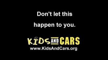 Kids and Cars TV Spot, 'Heatstroke' Featuring Adam Baldwin - Thumbnail 10