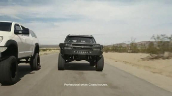 Toyo Tires TV Spot, 'Desert Race'