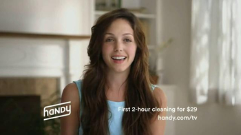 Handy TV Spot, 'Busy Life'