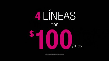 T-Mobile Plan Familiar TV Spot, 'Samsung Galaxy S5' [Spanish] - Thumbnail 3