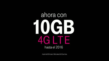 T-Mobile Plan Familiar TV Spot, 'Samsung Galaxy S5' [Spanish] - Thumbnail 4