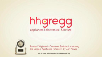 h.h. gregg Columbus Day Sale TV Spot, 'Save Big on Appliances' - Thumbnail 8