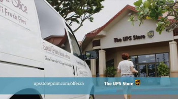 The UPS Store Online Printing TV Spot, 'Your Local UPS Store' - Thumbnail 1