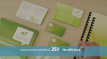 The UPS Store Online Printing TV Spot, 'Your Local UPS Store' - Thumbnail 9