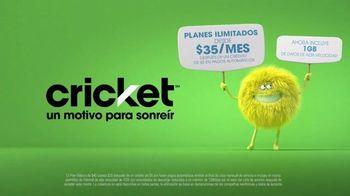 Cricket Wireless TV Spot, 'Stretch' [Spanish] - Thumbnail 9