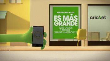Cricket Wireless TV Spot, 'Stretch' [Spanish] - Thumbnail 6