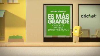 Cricket Wireless TV Spot, 'Stretch' [Spanish] - Thumbnail 7