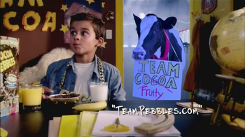 Cocoa Pebbles TV Spot, 'Team Cocoa: The Best' - Thumbnail 10