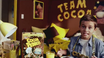 Cocoa Pebbles TV Spot, 'Team Cocoa: The Best' - Thumbnail 3