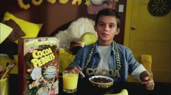 Cocoa Pebbles TV Spot, 'Team Cocoa: The Best' - Thumbnail 5