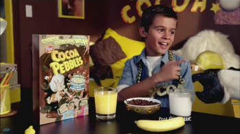 Cocoa Pebbles TV Spot, 'Team Cocoa: The Best' - Thumbnail 8