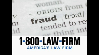 1-800-LAW-FIRM TV Spot, 'The Whistle Blowers' - Thumbnail 1