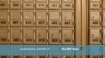 UPS Store 25% Off Online Print Products TV Spot, 'Cards, Flyers and More' - Thumbnail 2
