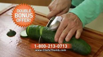 Chef's Thumb TV Spot - Thumbnail 9