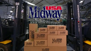 MidwayUSA TV Spot, 'How Many Modern Black Powder Rifles Does One Man Need?'