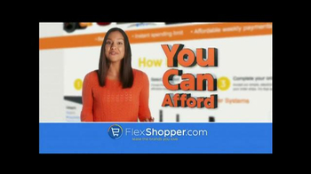 FlexShopper.com TV Spot