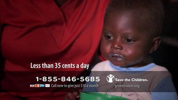 Save The Children TV Spot, 'Hospitals in Central Africa' - Thumbnail 10