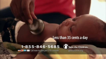Save The Children TV Spot, 'Hospitals in Central Africa' - Thumbnail 5