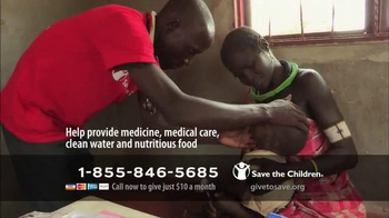 Save The Children TV Spot, 'Hospitals in Central Africa' - Thumbnail 6