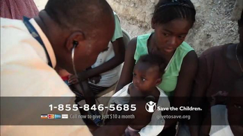 Save The Children TV Spot, 'Hospitals in Central Africa' - Thumbnail 7