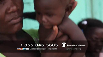 Save The Children TV Spot, 'Hospitals in Central Africa' - Thumbnail 8