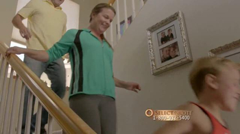 Select Quote TV Spot, 'Great Health, Great Family' - Thumbnail 1