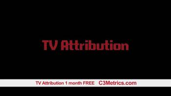 C3 Metrics TV Spot, 'TV Attribution' - Thumbnail 5