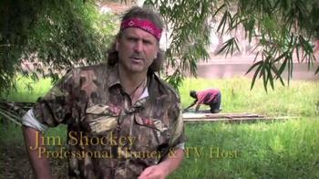 Dallas Safari Club TV Spot, 'Walking the Walk' Featuring Jim Shockey - Thumbnail 3