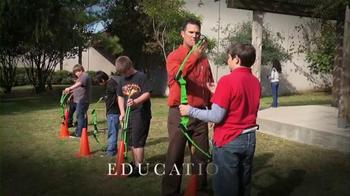 Dallas Safari Club TV Spot, 'Walking the Walk' Featuring Jim Shockey - Thumbnail 6