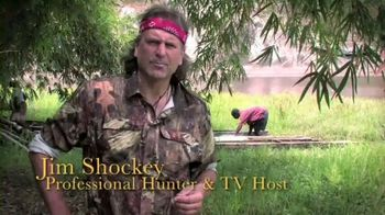 Dallas Safari Club TV Spot, 'Walking the Walk' Featuring Jim Shockey