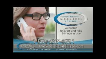 The Addiction Advisor TV Spot, 'Help and Information' - Thumbnail 7