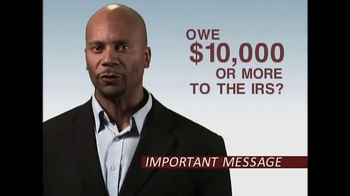 Optima Tax Relief TV Spot, 'Protection From the IRS'