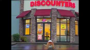 Mattress Discounters Veterans Day Sale TV Spot, 'Oh Boy! What's This?' - Thumbnail 1