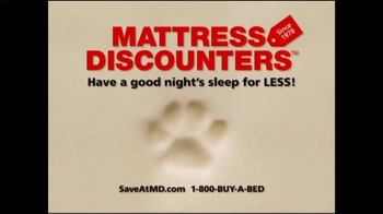 Mattress Discounters Veterans Day Sale TV Spot, 'Oh Boy! What's This?' - Thumbnail 6