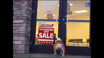 Mattress Discounters Veterans Day Sale TV Spot, 'Oh Boy! What's This?' - Thumbnail 2