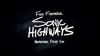 HBO TV Spot, 'Sonic Highways'
