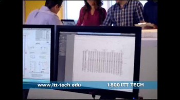 ITT Technical Institute TV Spot, 'Life Changes' - Thumbnail 1