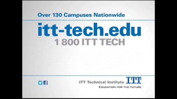 ITT Technical Institute TV Spot, 'Life Changes' - Thumbnail 10