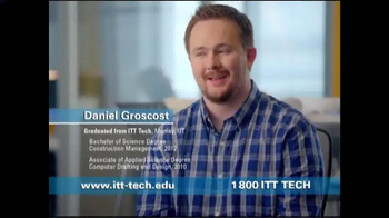 ITT Technical Institute TV Spot, 'Life Changes' - Thumbnail 2