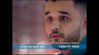 ITT Technical Institute TV Spot, 'Life Changes' - Thumbnail 7