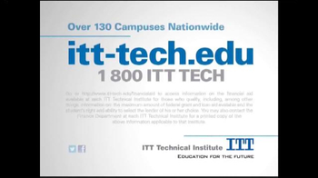 ITT Technical Institute TV Spot, 'Life Changes' - Thumbnail 9