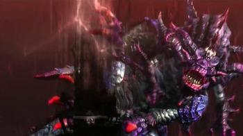 Bayonetta 2 TV Spot, 'Pistol Studded Stiletto Wearing Witch' - Thumbnail 7