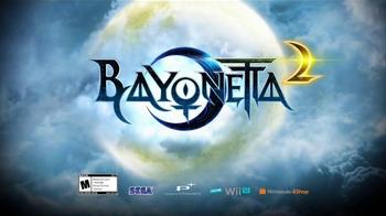 Bayonetta 2 TV Spot, 'Pistol Studded Stiletto Wearing Witch' - Thumbnail 8